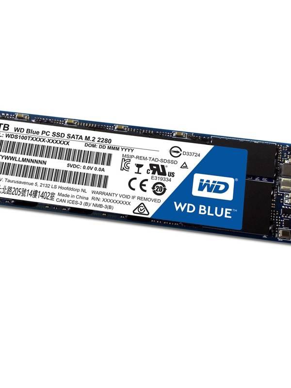 DISCO SSD 1TB WD M.2