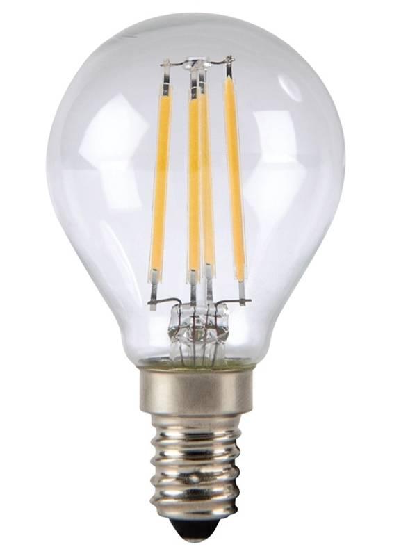 BOMBILLA LED E14 2800K  4W 440 LM VINTAGE BLANCO CALIDO