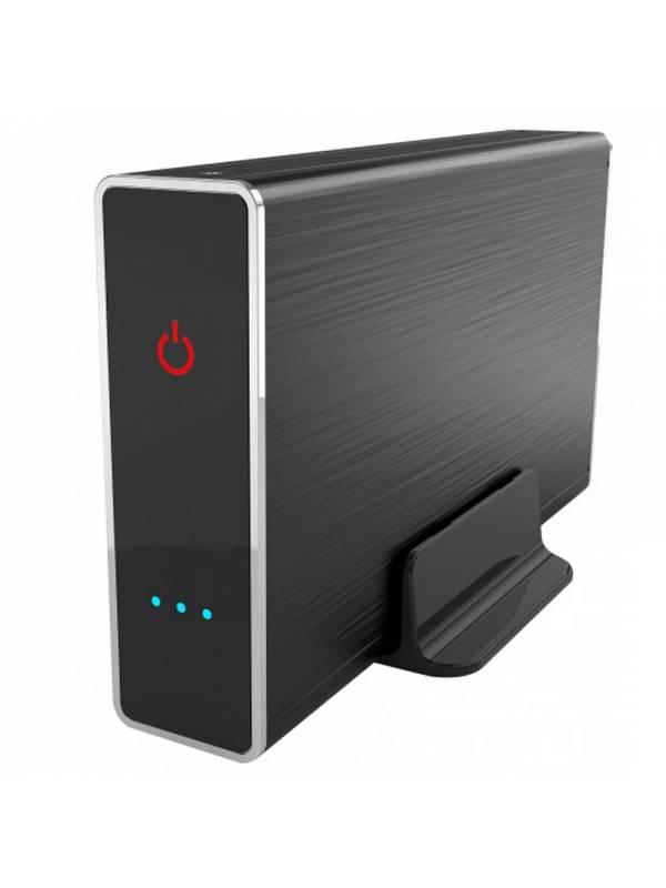 CAJA 3.5 USB 3.0 COOLBOX NEGR A SCA3503