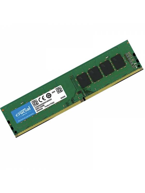 DDR4  4GB/2400 CRUCIAL