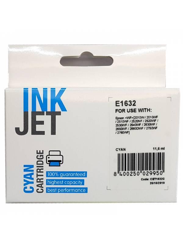 CARTUCHO INK EPSON T163240T16 22 CYAN