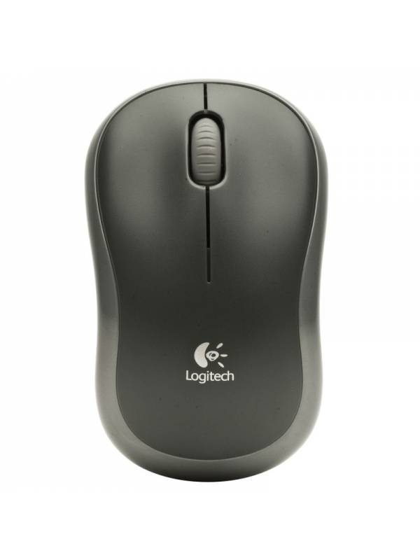 RATON WIRELESS LOGITECH M185   NEGRO