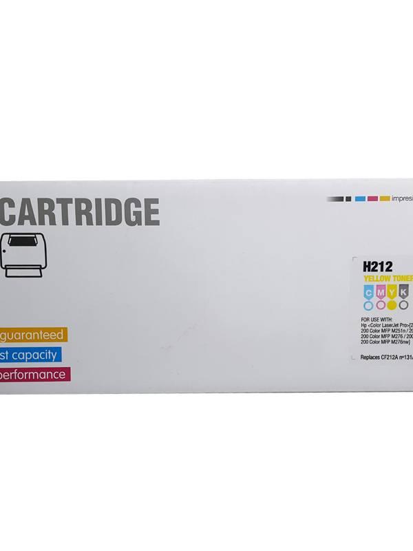 TONER INK HP CF212AC731Y 131A  AMARILLO