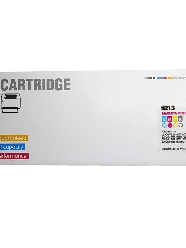 TONER INK HP CF213AC731M 131A  MAGENTA