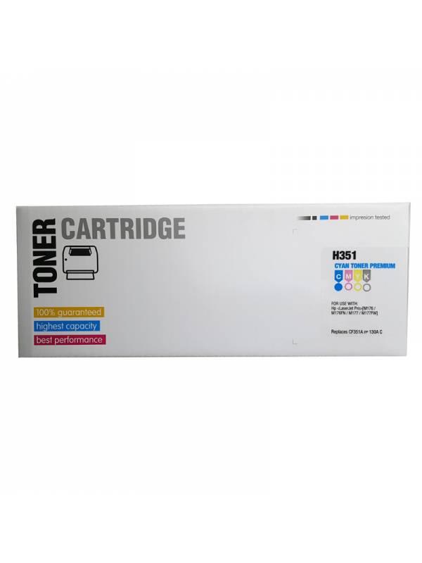 TONER INK HP CF351A 130A CIAN