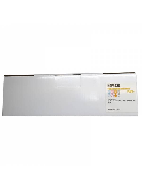 TONER INK HP CF402X 201X AMARI LLO