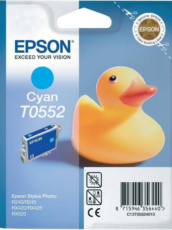 CARTUCHO EPSON T055240 CYAN