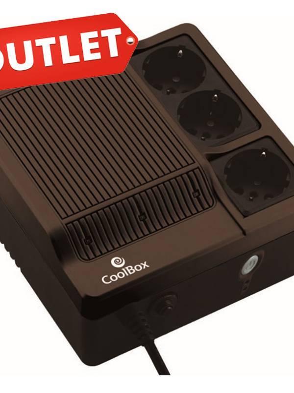 SAI 600VA COOLBOX SCUDO