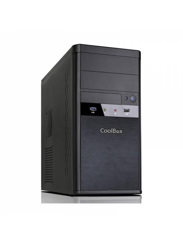 CAJA MICRO ATX COOLBOX M55 USB 3.0 CONFUENTE
