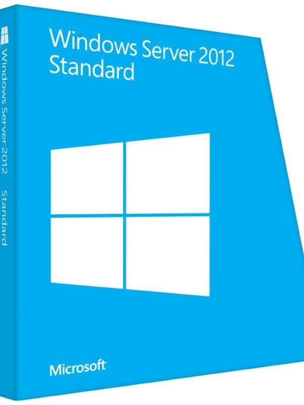 WINDOWS 2012 SERVER FOUNDATION  PARA HP + 15 LICENCIAS