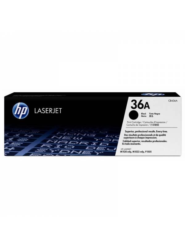 TONER HP CB436A NEGRO