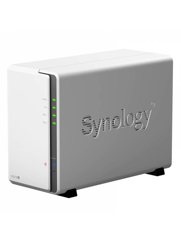 CAJA NAS DS218J SYNOLOGY