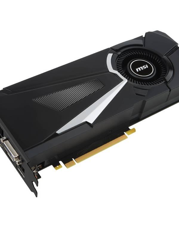 VGA GEFORCE  8GB GTX 1070 PCIE X OC GDDR5 AERO MSI