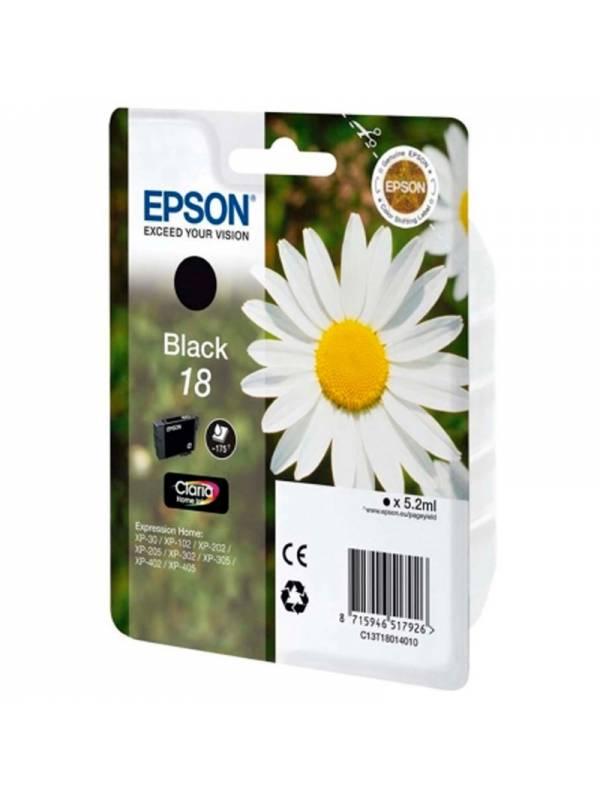 CARTUCHO EPSON T180140 NEGRO