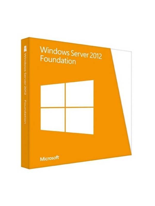 WINDOWS 2012 SERVER FOUNDATION  PARA FUJITSU + 15 LICECIAS