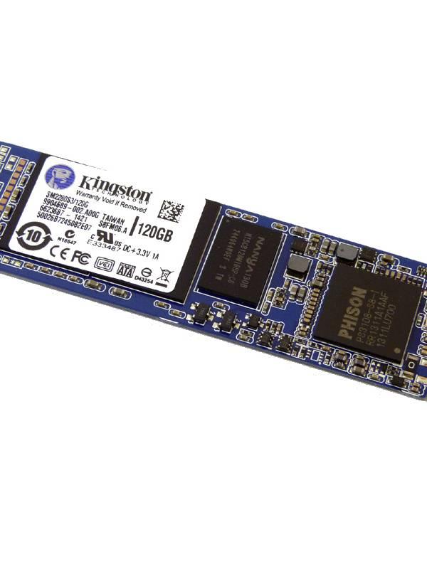 DISCO SSD  120GB KINGSTON M.2