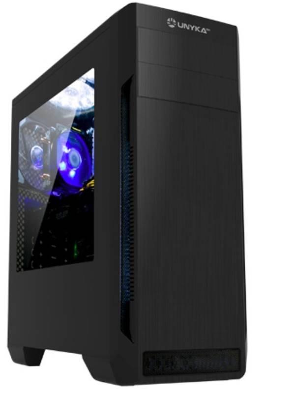 PC GDX GAMING PRO I371811 I3-7 100 8GB 120GB+1TB GF1050 2GB