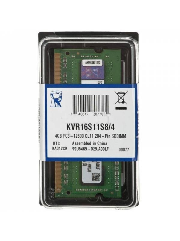 SODIMM DDR3 4GB/1600 KINGSTON  MHz
