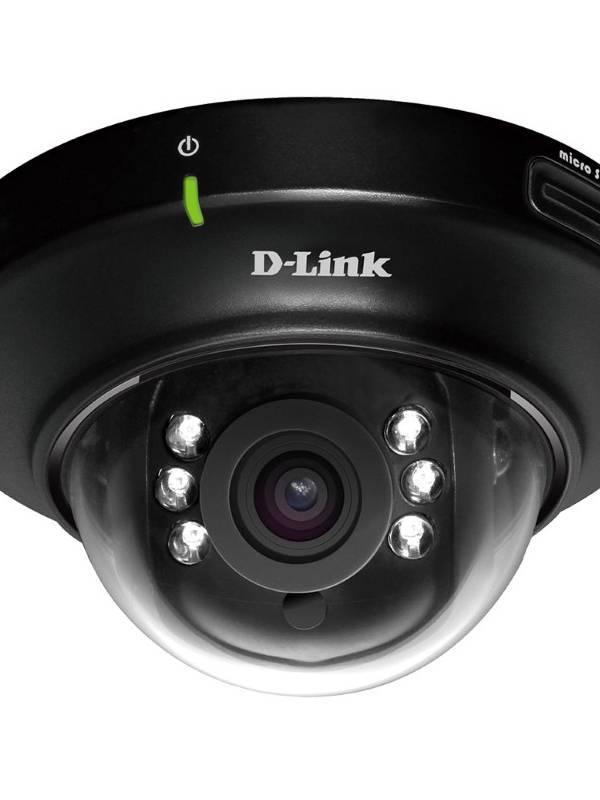 CAMARA SEGURI. RED IP   DLINK  DCS-6004L