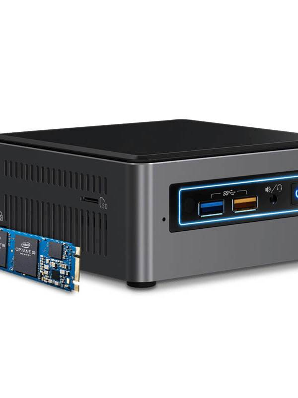 BAREBONE MINI INTEL NUC I7-756 7-U