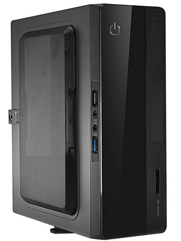 PC GDX ITX OFFICE I3-7100 4GB  SSD 120GB