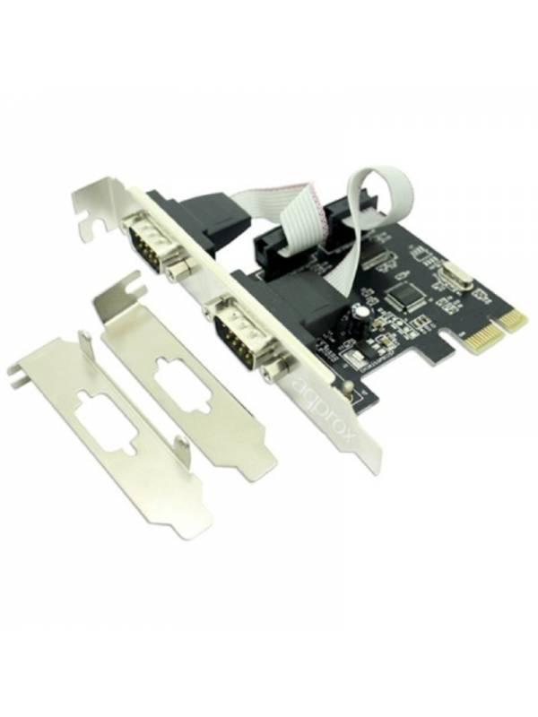 CONTROL. 2 PTOS SERIE PCIE APP ROX LOW PROFILE