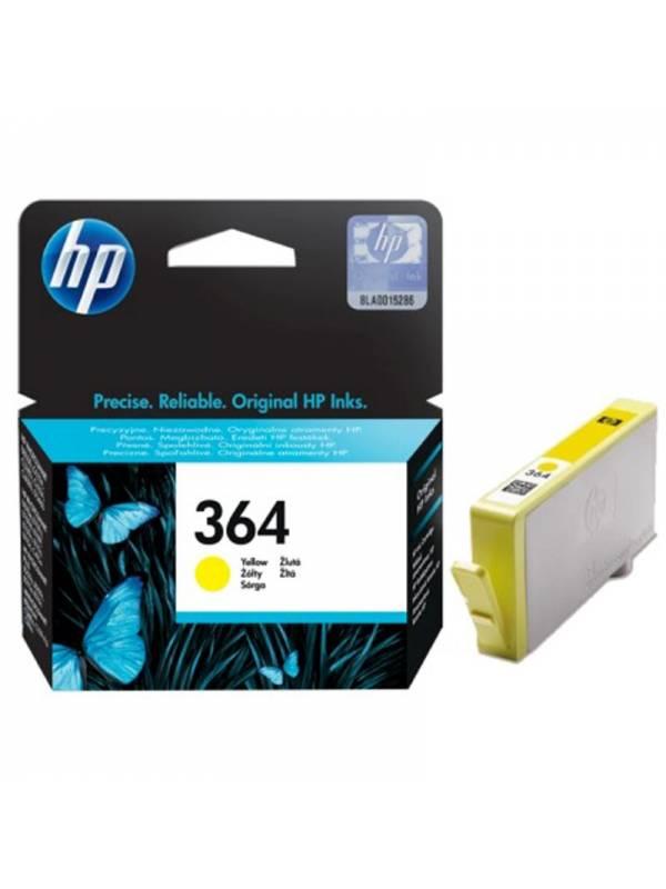CARTUCHO HP CB320E N364 AMARIL O