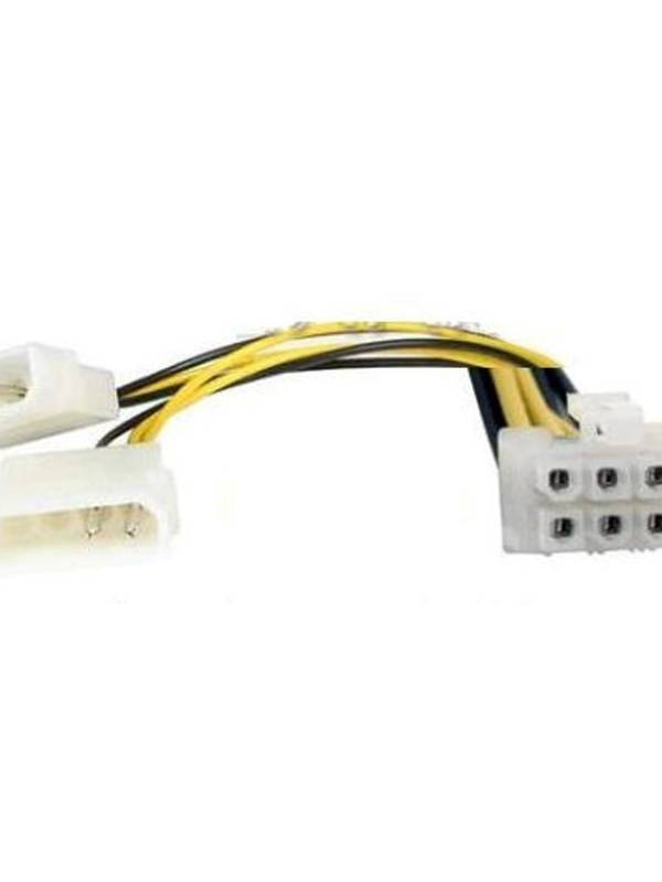 CABLE CORRIENTE VGA 8 PINS