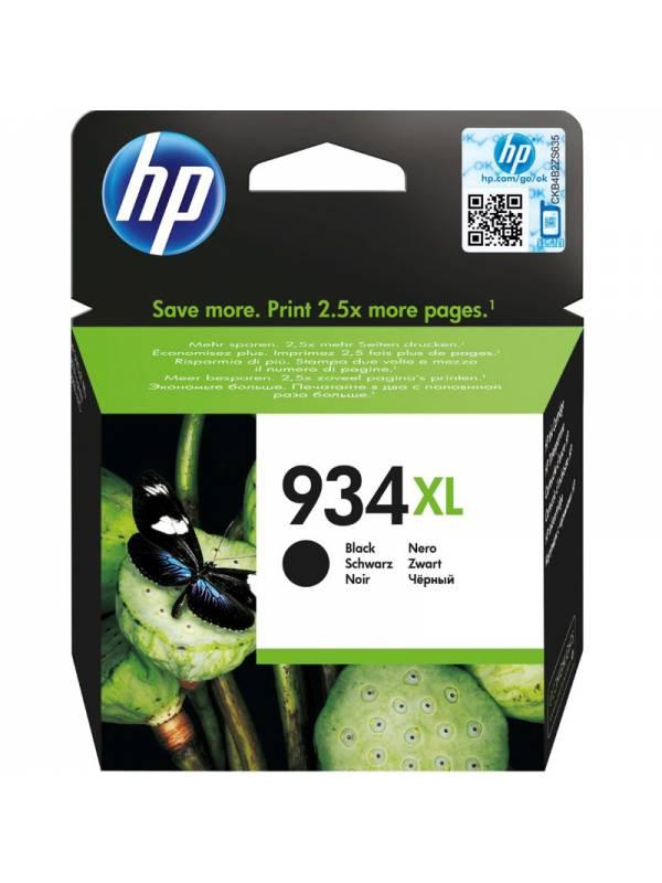 CARTUCHO HP C2P23AE 934XL NEGR O