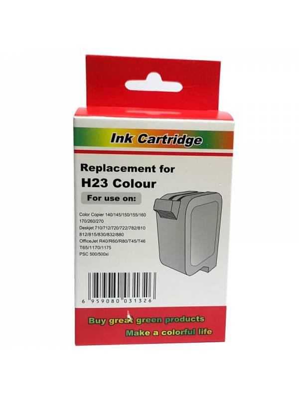 CARTUCHO INK HP 23 COLOR