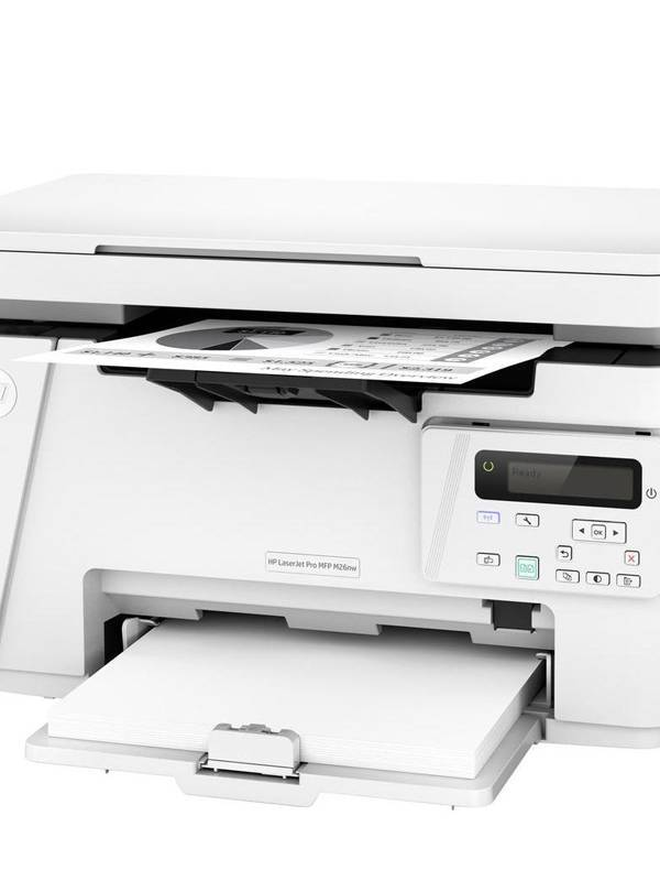 MULTIF. LASERJET HP BN M26NW  WIRELESS