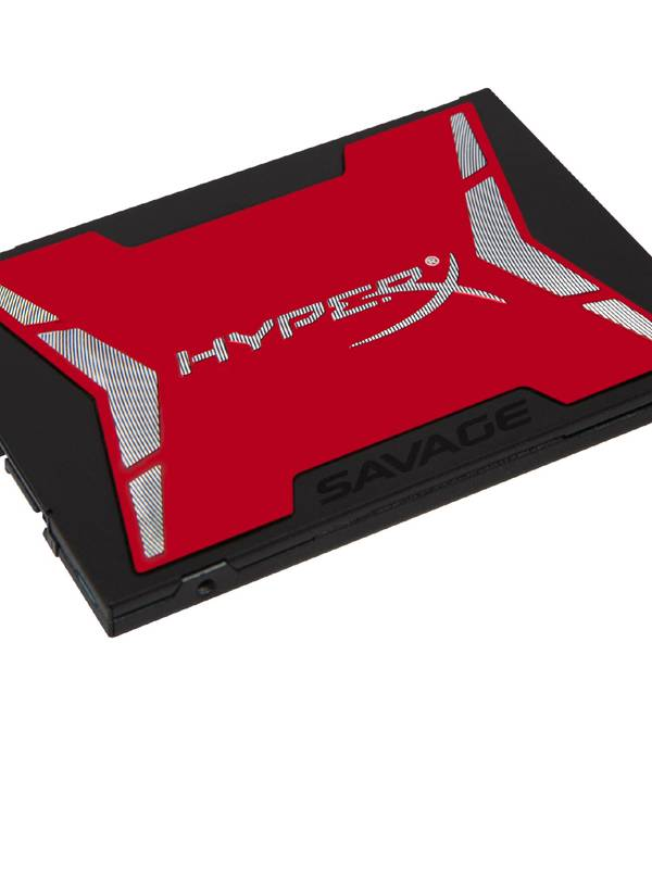 DISCO SSD  240GB KINTSTON SATA  HYPERX SAVAGE SIN ADAPTADOR