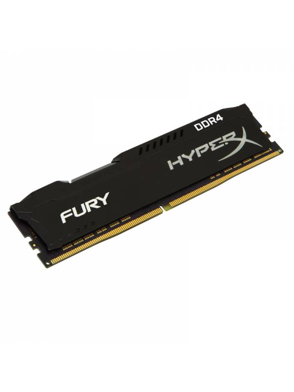 DDR4 16GB2400 KINGSTON HYPERX  FURY BLACK