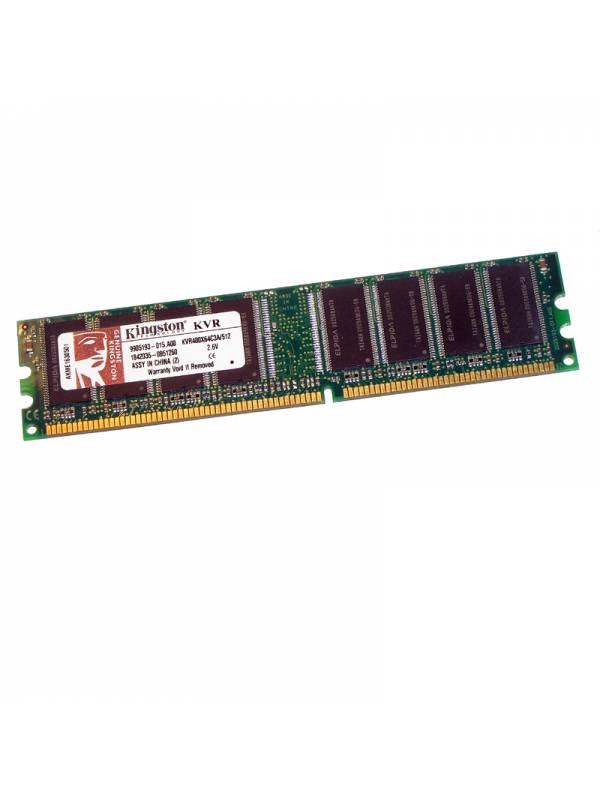 DDR   512MB/400 KINGSTON