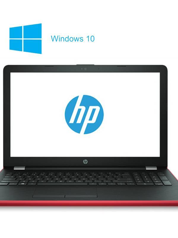 NB 15.6 HP 15-BS075NS I7-7500 U/8GB/1TB/W10/64 ROJO