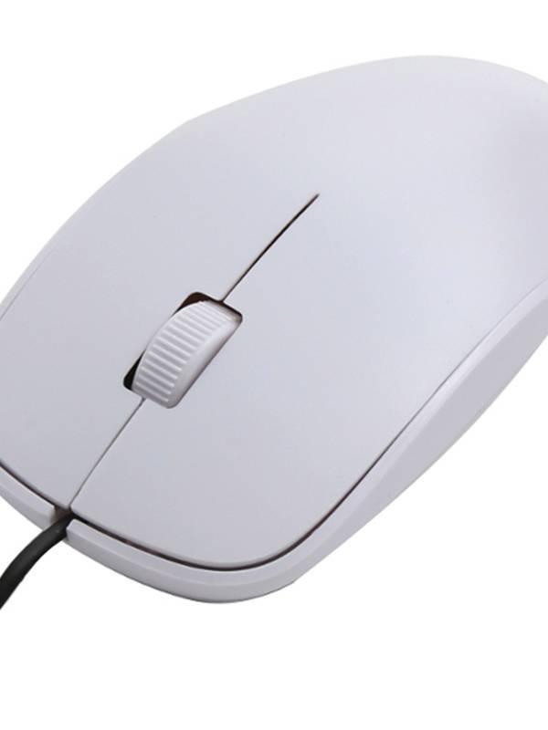 RATON USB OMEGA 1200 DPI BLANC O 3D