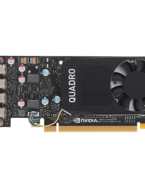 VGA  NVIDIA   2GB QUADRO P600  OEM