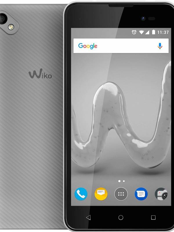 SMARTPHONE 4 WIKO SUNNY2 8GB 512MB ANDROID 6.0 GRAY SPACE