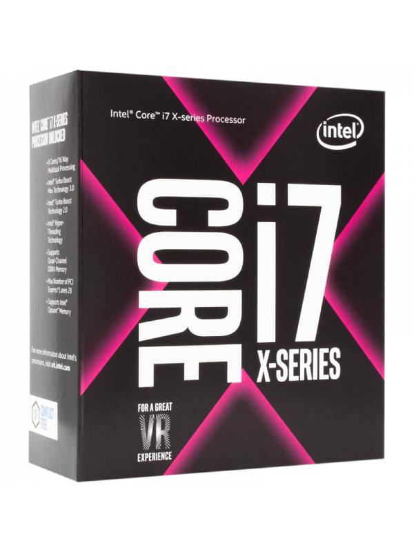CPU INTEL S-2066 CORE I7-7800X  3.5GHZ BOX