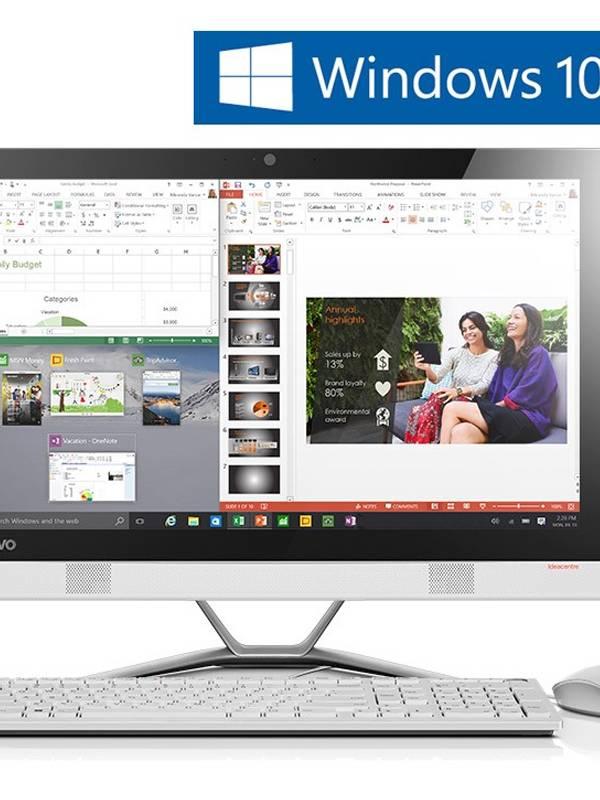 LCD PC 23 LENOVO 300-23ISU    I3-6006U4GB1TBW1064