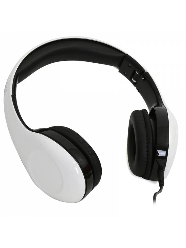 AURI. + MIC 3.5MM FREESTYLE    CLASSIC SOUND CASCOS BLANCO