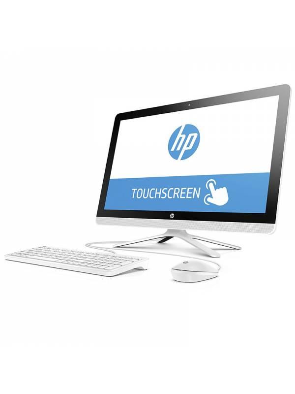 LCD PC 23.8 HP 24-G010NS I3-6 100U/4GB/1TB/W10/64 TACTIL