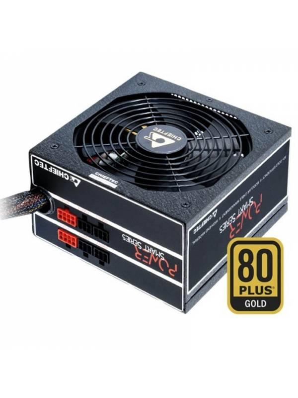 FUENTE 650W53A 80+ GOLD GPS-6  NEGRA