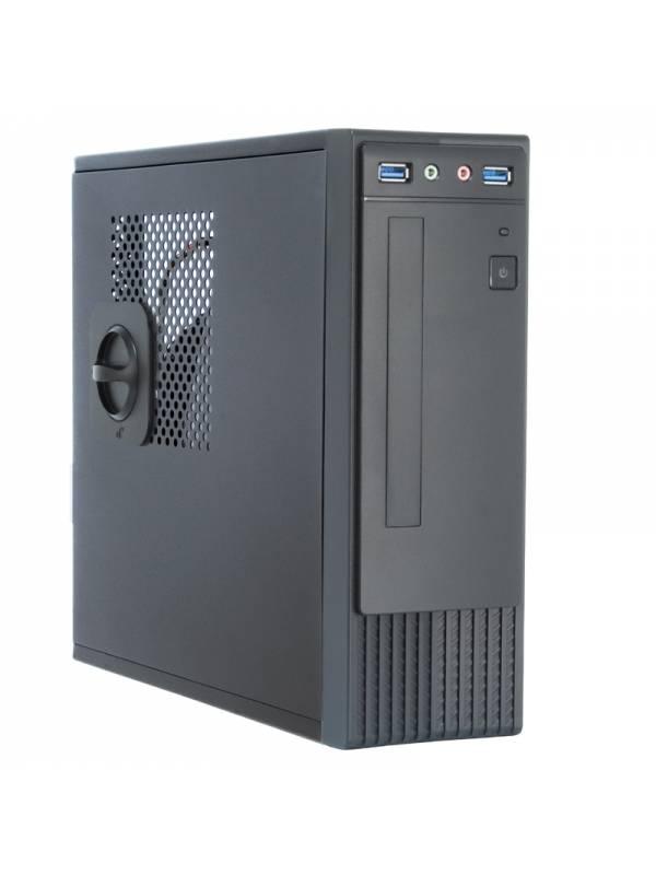CAJA ITX FI-03B CON FUENTE 250 W TFX NEGRA