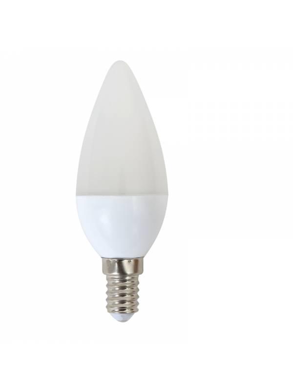 BOMBILLA LED E14 4200K  6W 470 LM VELA NEUTRAL WHITE