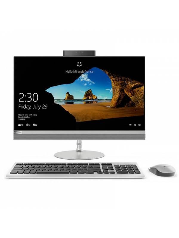 LCD PC 23.8 LENOVO 520-24IKU  i3-6006U/4GB/1TB/W10/64 PLATA