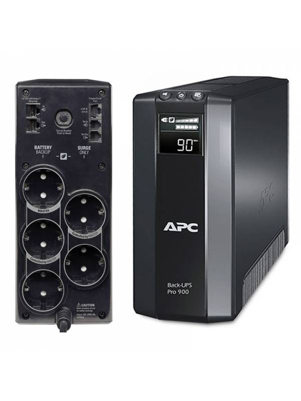 SAI 900VA APC BR900G-GR 540 VA TIOS 230V BACK-UPS PRO
