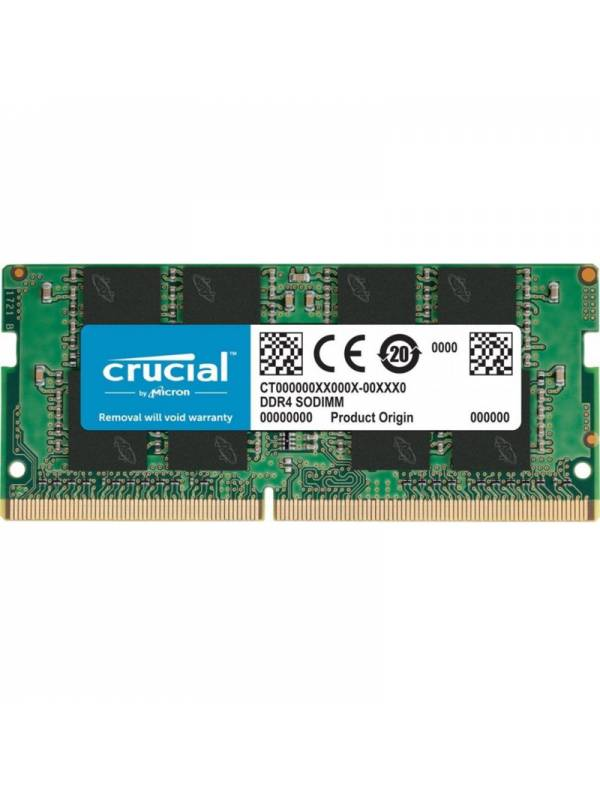 SODIMM DDR4 8GB2400 CRUCIAL