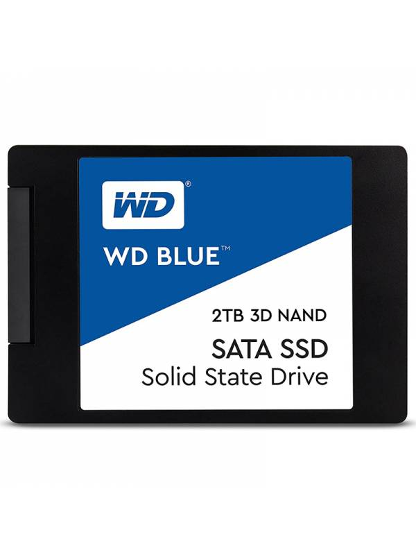DISCO SSD 2TB    WD BLUE       SIN ADAPATADOR