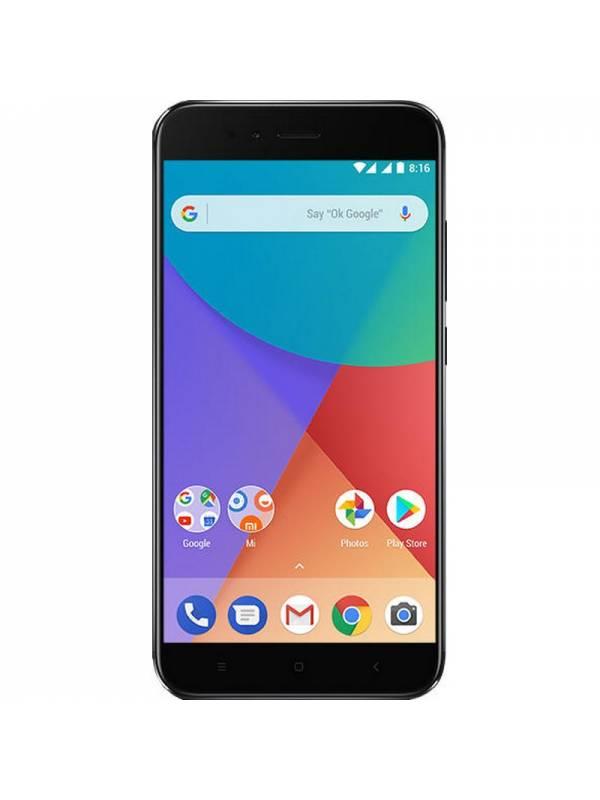 SMARTPHONE 5.5 XIAOMI MI A1   DS 4G 4GB64GB ANDROID 7 NEGRO